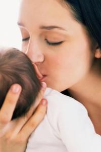 anya és kisbabája